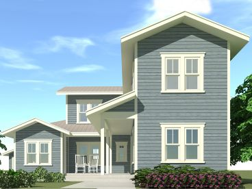 Country House Plan, 052H-0101