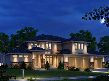 Sunbelt House Plan, 031H-0293