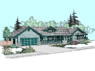 Affordable Home Plan, 013H-0032