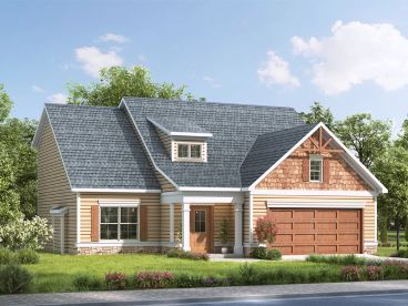 Two-Story Home Plan, 019H-0165