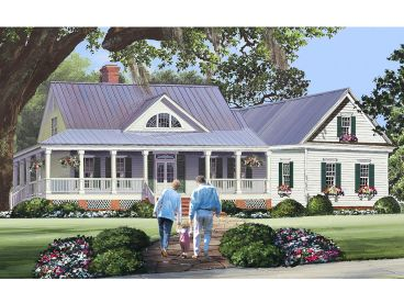 Country House Plan, 063H-0220