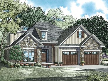 European Home Plan, 025H-0273