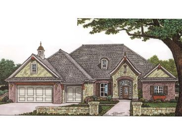 European Home Plan, 002H-0024