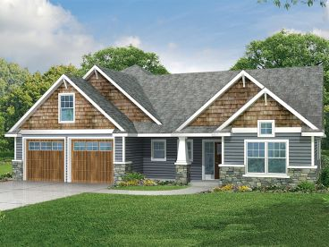 Northwester Home Plan, 051H-0233