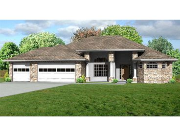 European Home Plan, 048H-0031