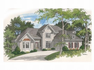 European Home Plan, 007H-0078