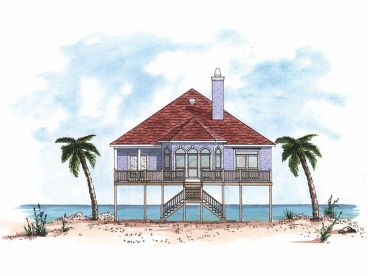 Beach Bungalow, 017H-0004