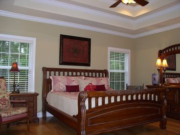 Master Bedroom Photo, 007H-0060