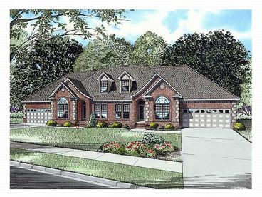 Multi-Family House Plan, 025M-0063