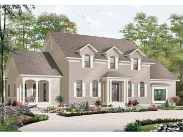 Multi-Generational Home, 027M-0063