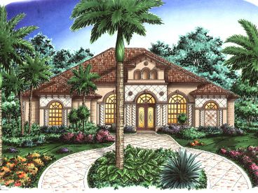 Ranch House Design, 040H-0013