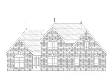 Family Home Design, 062H-0008
