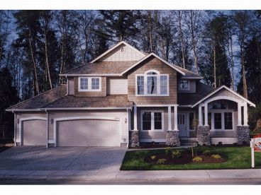 Home Plan Photo, 035H-0056