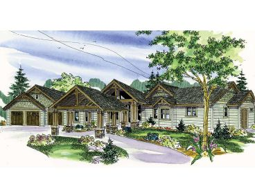 Luxury House Plan, 051H-0169
