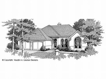Sunbelt Home Plan, 004H-0042