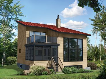 Vacation Cottage, 072H-0221