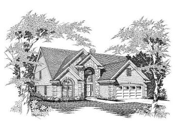European Home Design, 061H-0082