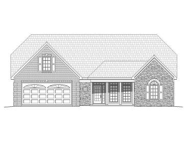 Family Home Plans, 062H-0073