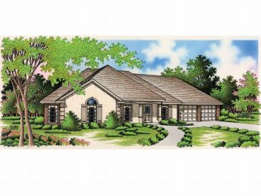 Affordable House Plan, 021H-0060