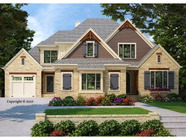 Luxury House Plan, 086H-0065