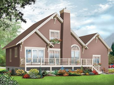 Affordable Home Plan, 027H-0227