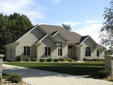 Home Plan Photo, 020H-0042