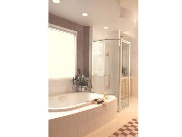 Master Bathroom Photo, 043H-0214