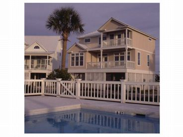 Beach House Plans & Coastal Home Plans | The House Plan Shop