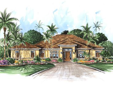 Ranch House Plan, 040H-0078