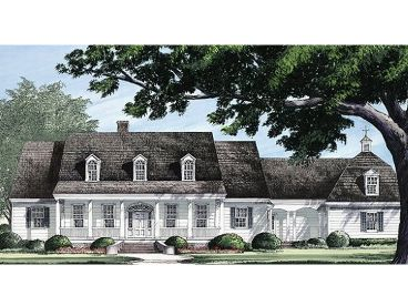 Southern Country House, 063H-0001
