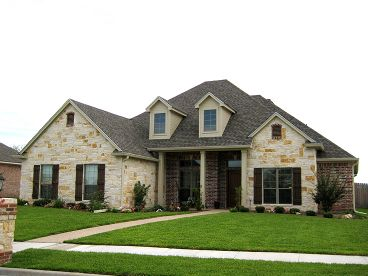 Ranch House Plan Photo, 036H-0013