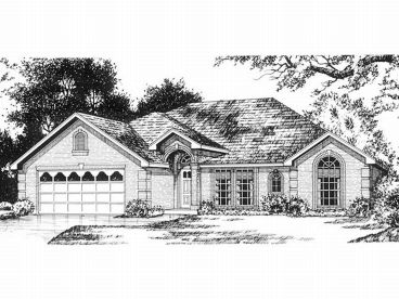 Affordable House Plan, 015H-0041