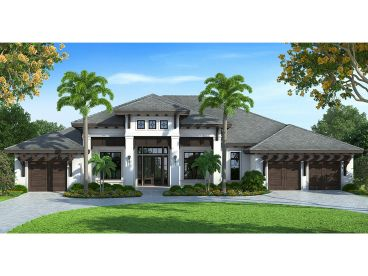 Premier Luxury Home Design, 037H-0220