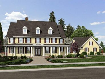 Country House Plan, 034H-0360