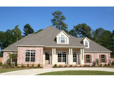 Home Plan Photo, 021H-0155