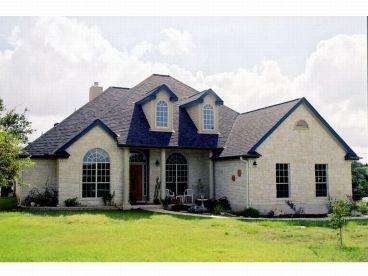 Home Plan Photo, 036H-0019
