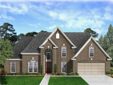 Family Home Plan, 061H-0172