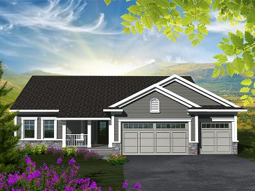 Small House Plan, 020H-0326