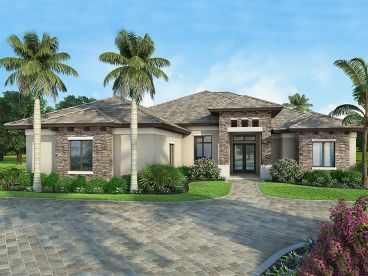Sunbelt House Plan, 069H-0049