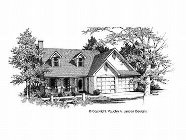 Country House Plan, 004H-0044
