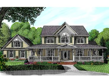 Farmhouse Plan, 044H-0033