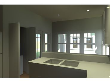 Kitchen. 052H-0024