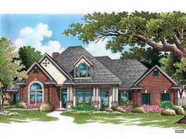 European Home Plan, 021H-0212