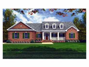 Affordable Home Plan, 001H-0053