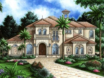 European Home Plan, 040H-0032