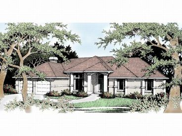 Florida Home Plan, 026H-0013