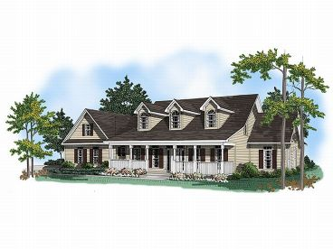 Country Home Design, 019H-0008