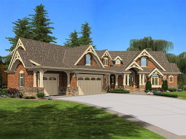 Luxury Home Design, 035H-0080