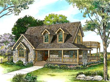 Country House Design, 008H-0014