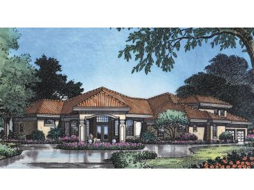 Florida House Plan, 043H-0171